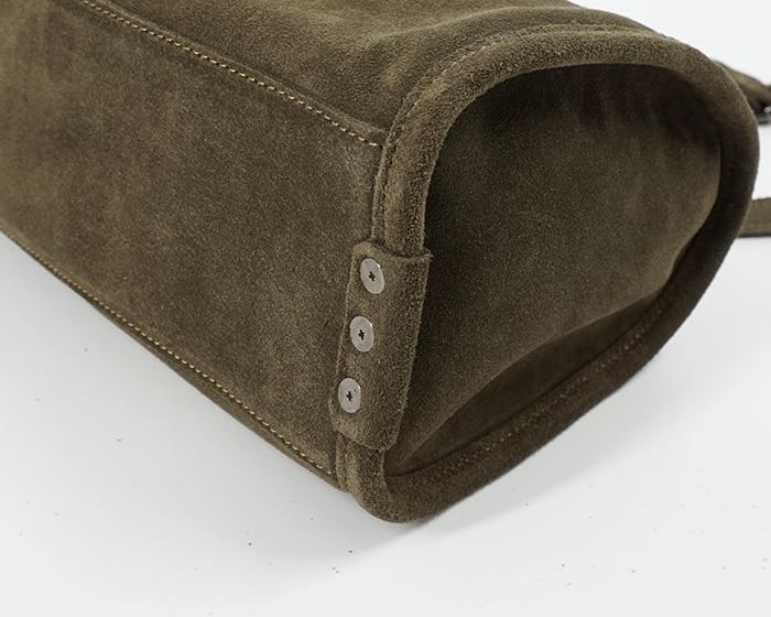 ombro bolsa de camurça de Ocasião : Versátil