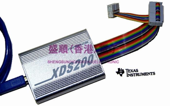 Купить с кэшбэком XDS200 emulator high performance Far beyond XDS100V2V3