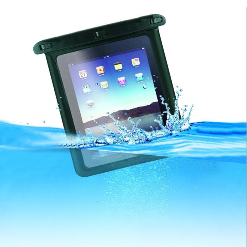 For ipad 2 3 4 5 6 pro 9.7 2017 New Waterproof Case Pouch For Samsung Tab S2 9.7/A 10.1 T580 Tablet underwater diving bag case агхора 2 кундалини 4 издание роберт свобода isbn 978 5 903851 83 6
