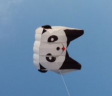 New High Quality  Nylon Power Panda Kite/ Software Piloting Kites/ Good Flying  Factory Outlet