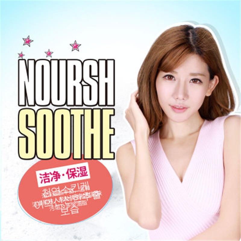 2018 Image Hyaluronic Acid Moisturizing Water Cleansing Milk Moisturizing Skin Rejuvenation Moisturizing Facial Cleanser - 3