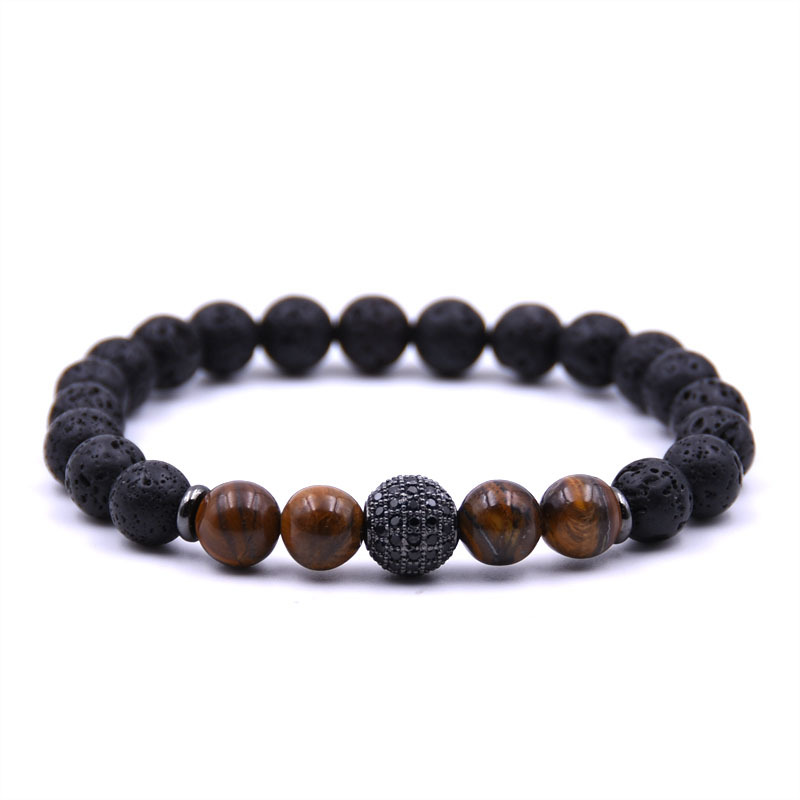 Lava Stone Bracelet (2)