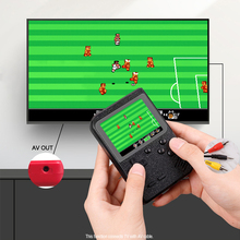 Video Game Console 8 Bit Retro Mini TV Game Console 400 Games Handheld Game Player Classic Child Nostalgic Portable Games Player все цены