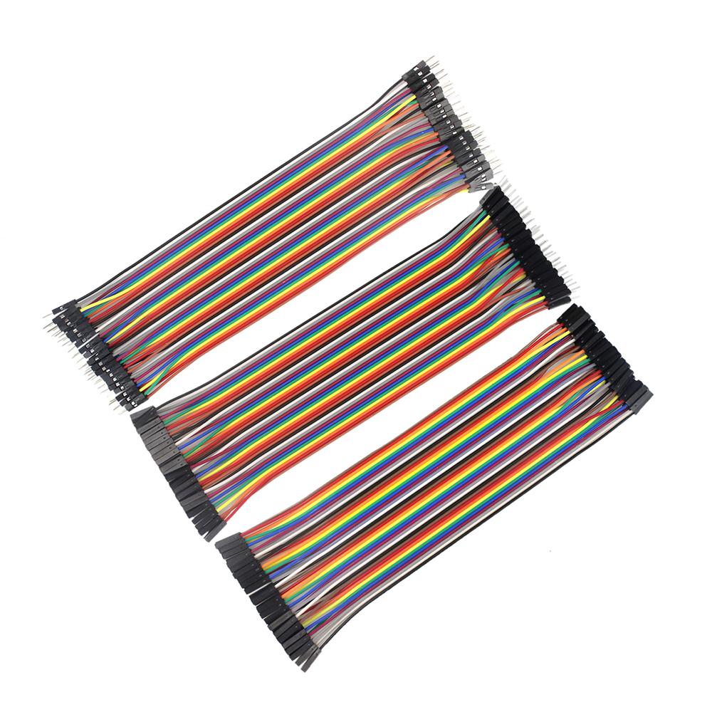 20cm Male to Male, Female to Male, and Female to Female Jumper Wire Connector Dupont Cable for Breadboard диск скад титан 7x16 5x139 et20 0 селена