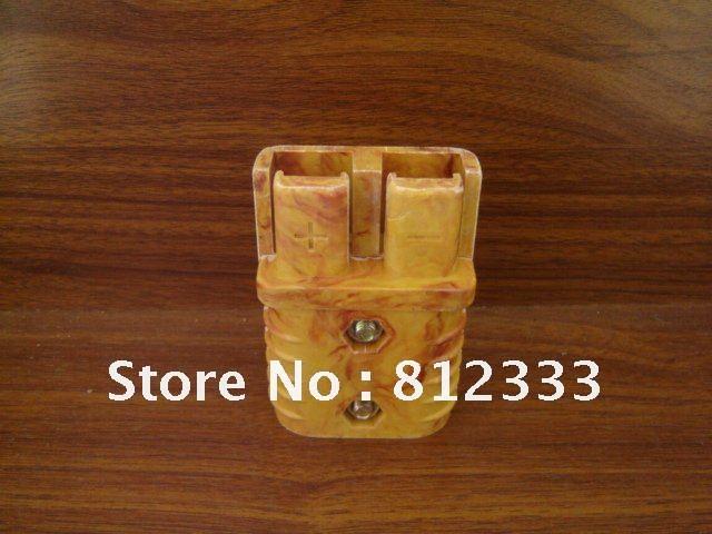 Бакелит 175A батареи питания гнездо разъема питания для вилочного автопогрузчика Гольф-карты укладчик поддонов штепсельной вилки