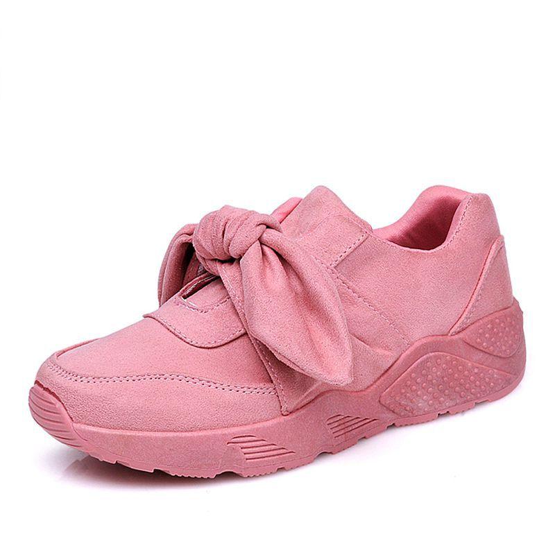 В европейском и американском стиле Большие размеры 36-42 Женская обувь высокого качества ...
