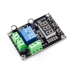 Image 4 - VHM 008 bateria de carregamento e descarga módulo integrado medidor de tensão sob tensão proteção contra sobretensão cronometragem de carregamento de um