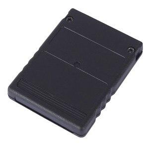 Image 4 - Tarjeta de memoria de 128MB, 64MB, 32MB y 16M, módulo de almacenamiento de datos de juego para Sony PS2, Playstation 2, protector de proceso de tarjeta extendida de 128m