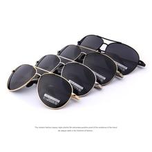 Fashion Men's UV400 Polarized Sunglasses Men Driving Shield Eyewear Sun Glasses
