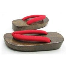 CoolFar 2016ผู้หญิงรองเท้าแตะญี่ปุ่นGetaสำหรับหญิงประเภทเรือCandlenutอุดตันคอสเพลย์แบนสูง4เซนติเมตรแพลตฟอร์มพลิกFlops,รองเท้า