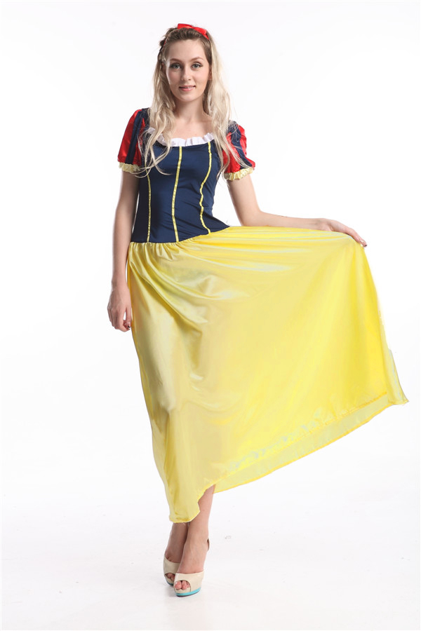 ingyenes szállítás Princess női tündérmese díszes ruha jelmez - Jelmezek