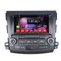 Android 5.1 OS Car Video For Outlander 2010-2012 Amplifer Radio Audio Video Player Ipod Bluetooth  DVD