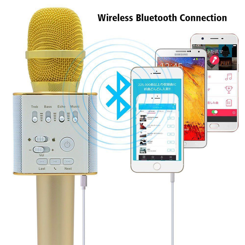 T-Gtexnik-Q9-Bluetooth-Karaoke-Microphone-Wireless-Professional-Player-speaker-With-Carring-Case-For-Iphone-Android (3)