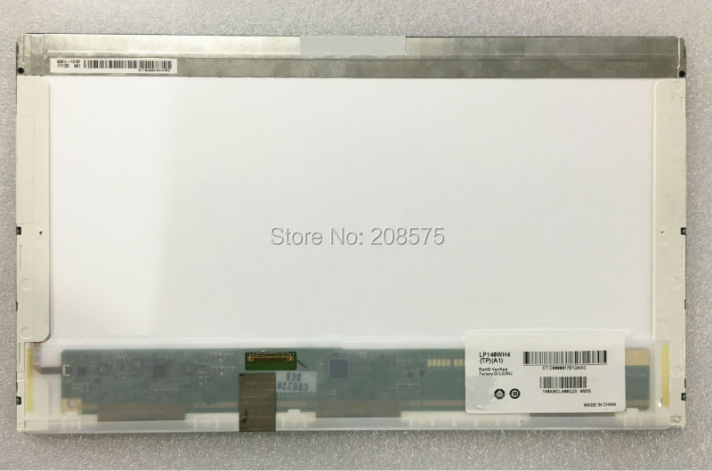 Free shipping LP140WH4 TPA1 LP140WH4 TPB1 NEW LED Display Laptop Screen 30 pinFree shipping LP140WH4 TPA1 LP140WH4 TPB1 NEW LED Display Laptop Screen 30 pin