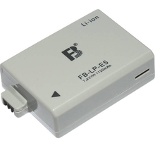 LP-E5 LPE5 lithium batteries LP E5 Digital camera battery For Canon EOS 1000D 500D 450D