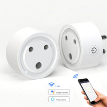 exuanfa APP remote control Smart Remote Control Product India Plug Standard Socket WIFI wireles Socketsmart
