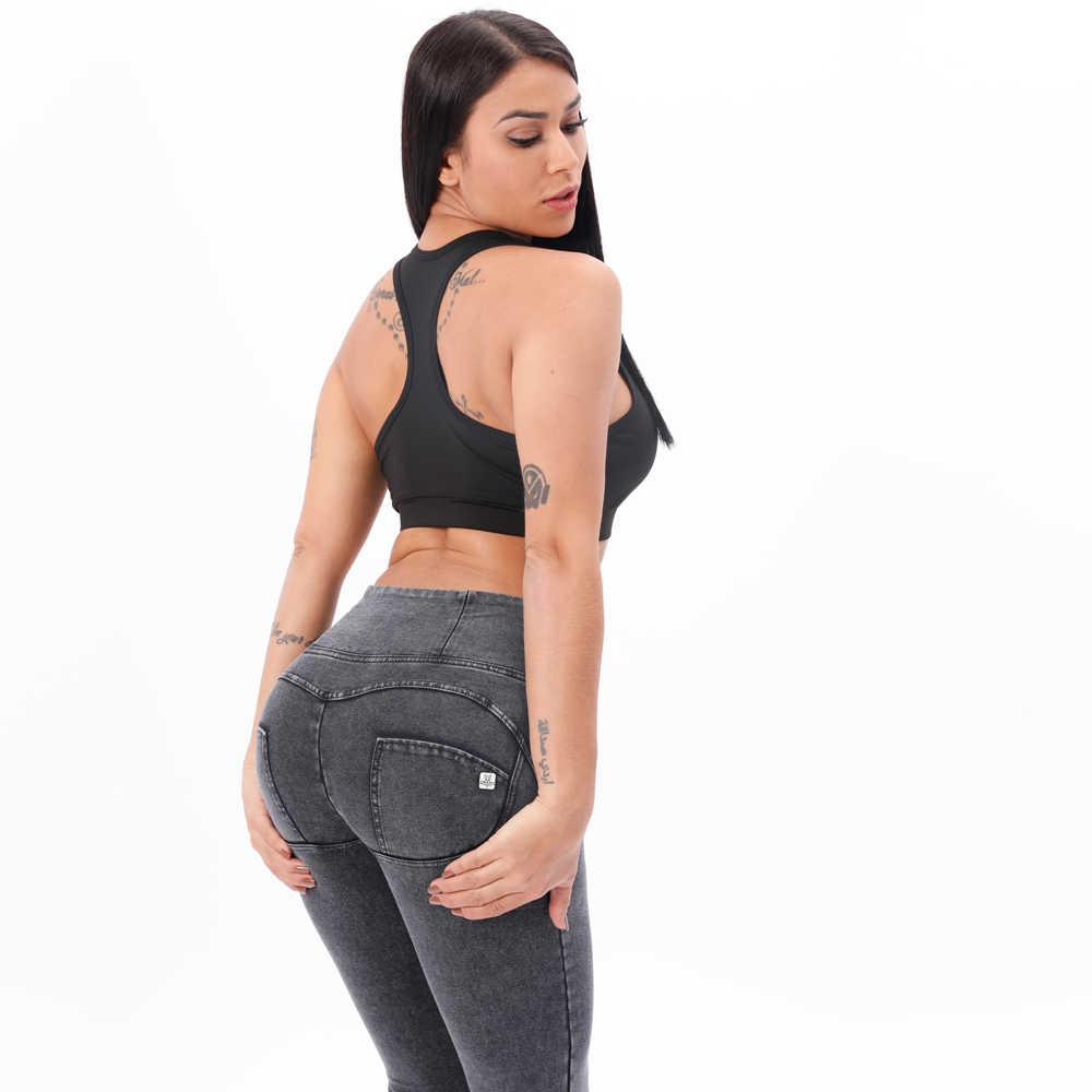f260d512ff3f1 Melody denim high waist long best booty pants heart shape leggings tights  skinny pants yoga leggings