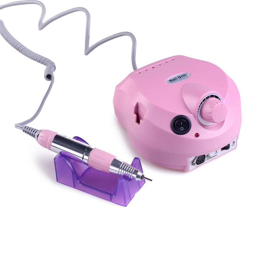 30000 RPM Elektrische Nagel Bohrmaschine Nail art Ausrüstung ...