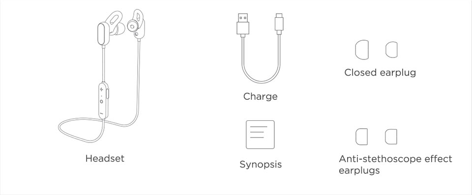 Xiaomi  Sport Headset_16