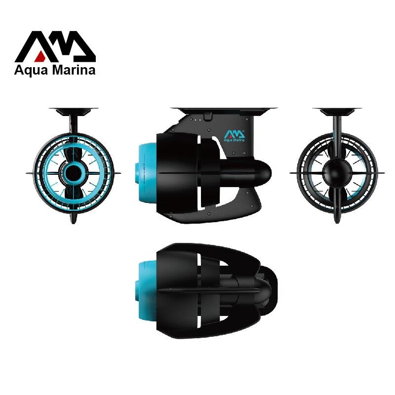 Aqua marina 12 v Batterie Lecteur Électrique Fin Pour Stand Up Paddle Board SUP Planche de Surf Kayak planche de Surf Rechargeable