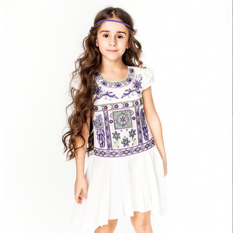 ChildDkivy 3 16 Years Kids Princess Dress for Girls