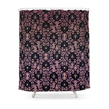 CHARM HOME PAISLEY PATTERN IN PINK