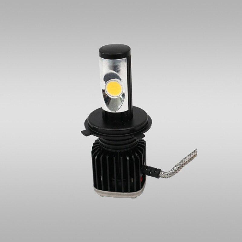 ФОТО Plug-n-play CANBUS Headlight H4 H/L B-series 30W auto parts super bright automotive LED lamp car light bulbs conversion Kits