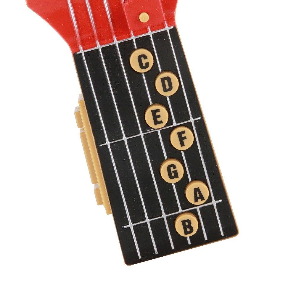 1pcs Gift Idea New Kids IR Infrared Electronic Air Guitar Instrument ...