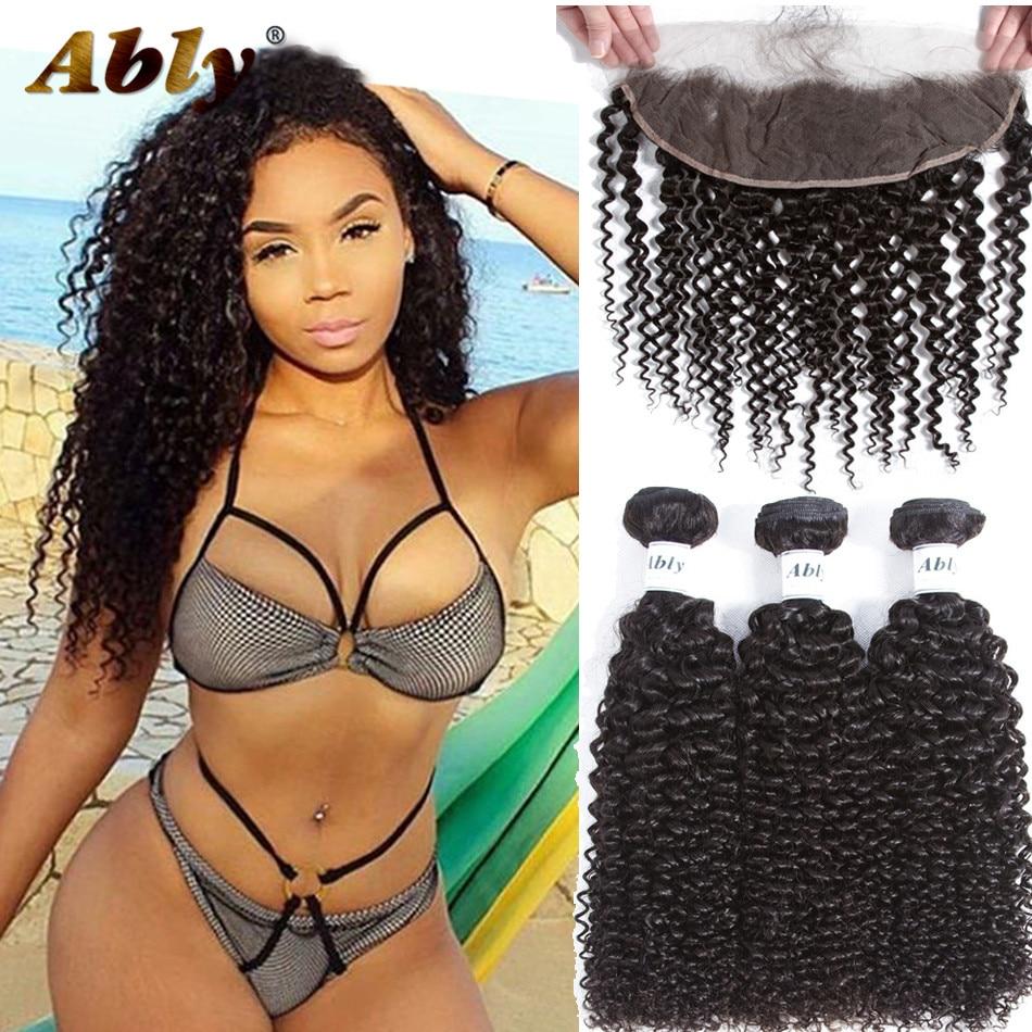 Göndör haj 3 csomó frontális maláj remy emberi hajvessző - Emberi haj (fekete)