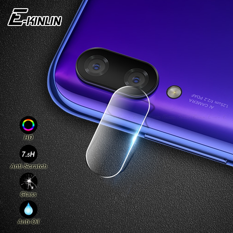 Back Camera Lens Clear Screen Protector Tempered Glass Protective Film For XiaoMi Mi 9 8 SE Lite Play Redmi Note 7 6 5 Pro