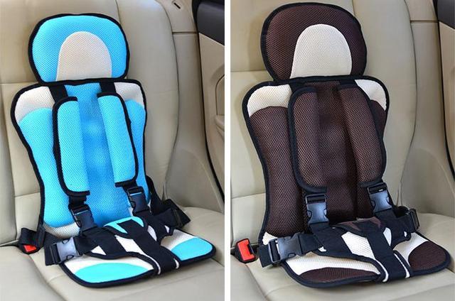 Free Shipping Portable Car Seat For ChildrenMulti Colour Child TravelAuto