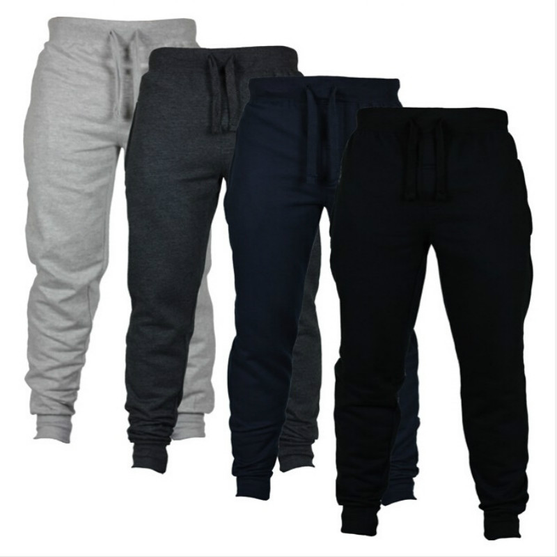 Jogger Pants Chinos Skinny Joggers Camouflage Men New Fashion Harem Pants Sweat Pants Men Trousers