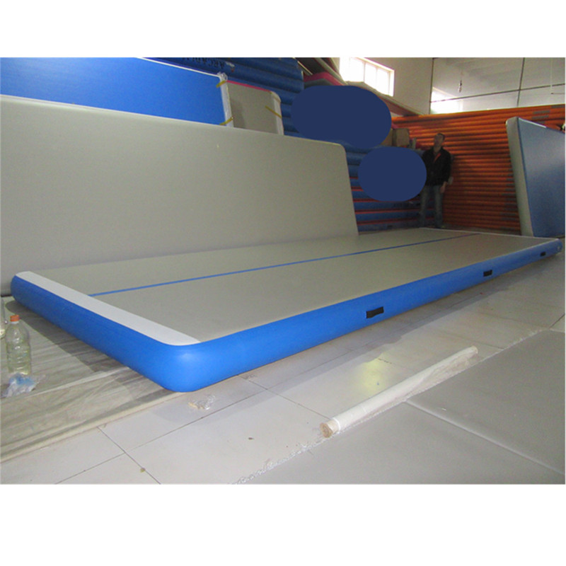 Купить с кэшбэком 6m x1.5m Inflatable Air Track Tumble Track, Inflatable Air Floor For Sale