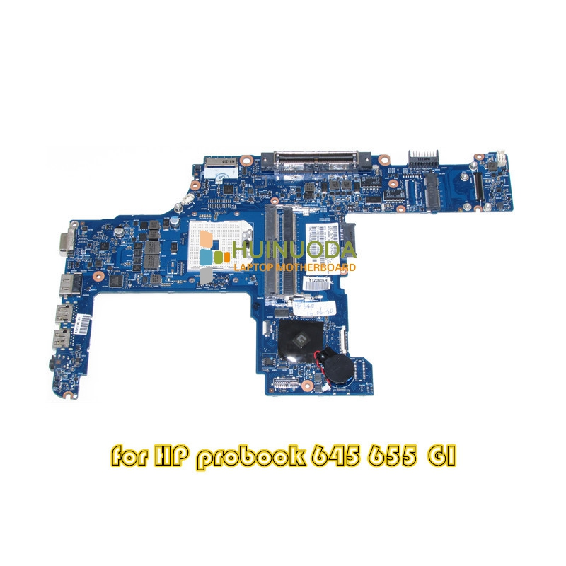 745888-001 745888-601 Main Board For HP probook 645 655 G1 Laptop motherboard Socket fs1 DDR3 6050A2567102-MB-A02 645386 001 laptop motherboard for hp dv7 6000 notebook pc system board main board ddr3 socket fs1 with gpu