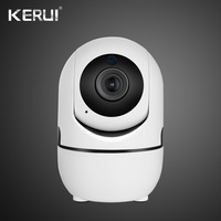 KERUI 1080P HD Full Indoor Mini Camera Wireless Home Security WiFi IP Camera Surveillance Camera Night