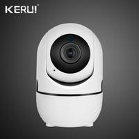 KERUI 1080P HD Full Indoor Mini Camera Wireless Home Security WiFi IP Camera Surveillance Camera Night