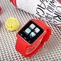 Bluetooth smartwatch smart watch u80 anti-perdida salud pista led relojes de pantalla para el teléfono android dispositivo portátil pk u8 gt08 dz09