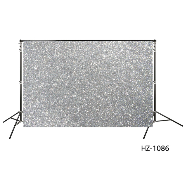 US $3 5 9% OFF|white silver glitter bokeh backdrops Elegant Sparkle  christmas abstract party/YouTube video/Instagram/postmark photo  background-in