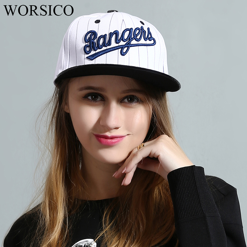 [WORSICO] New Cap Brand Hat Hip Hop Caps Bone Women Baseball Rap Group High Quality Snapback Hats Casquette Homme Hats Chapeu new fashion floral adjustable women cowboy denim baseball cap jean summer hat female adult girls hip hop caps snapback bone hats