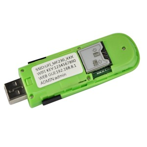 Image 5 - KuWFi 7,2 Mbps 3G WIFI USB Router inalámbrico Mini WiFi USB módem y Router con tarjeta SIM ranura para coche o autobús