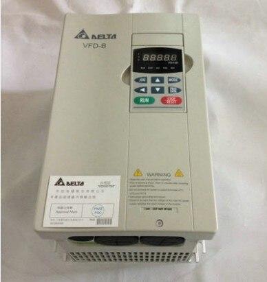 VFD022B43B VFD-B العاكس تردد تحويل 2.2kw 3hp 3 المرحلة 380 فولت 400 هرتز