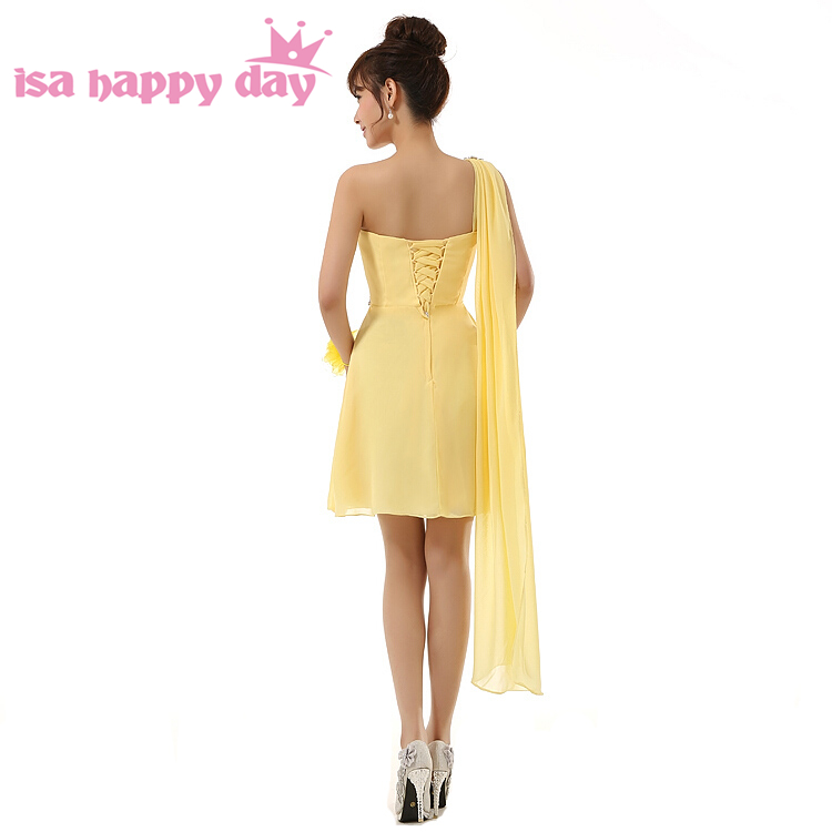 plus size turquoise yellow women a line dresses for special ...