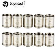 10pcs Original Joyetech BFL Kth DL Coil 0.5ohm UNIMAX 22/25 Atomizer Coil Head for Unimax Vape Kit Rated 20-40W BFL Coil