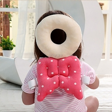 2017 Preety Cute  Children Baby Head Neck Wings Headrest Protection Nursing Pillow Drop Resistance MAY11_35