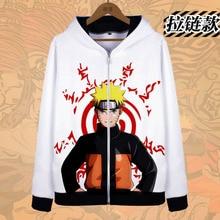Naruto Hoodie Anime 3D Printing (20 styles)