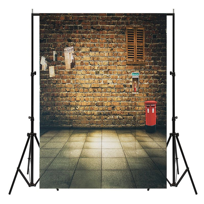 3x5ft/5x7ft Wood Grain Photography Background Studio Photo Prop photographic Backdrop cloth 1x1.5M/1.5MX2.1M waterproof