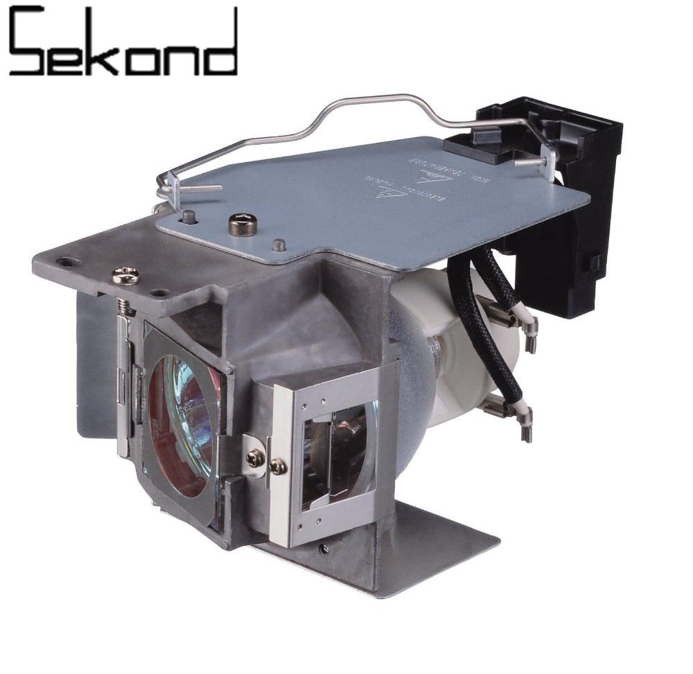 все цены на  SEKOND Original osram bulb 331-6240 Projector Lamp with Housing For Dell 1430X  онлайн
