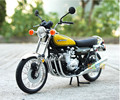 High Quality!! Kawasaki 750RS-P Motorcycle 18*11.5CM 1:12 Alloy Vehicles Toys Gifts Models Collection