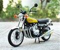 Qualidade! Kawasaki motocicleta 750RS-P 18 * 11.5 CM 1:12 liga veículos modelos brinquedos coleção