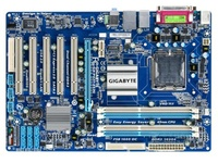 Used Gigabyte GA P43T ES3G Socket 775 DDR3 P43T ES3G boards 16GB P43 Desktop motherborad